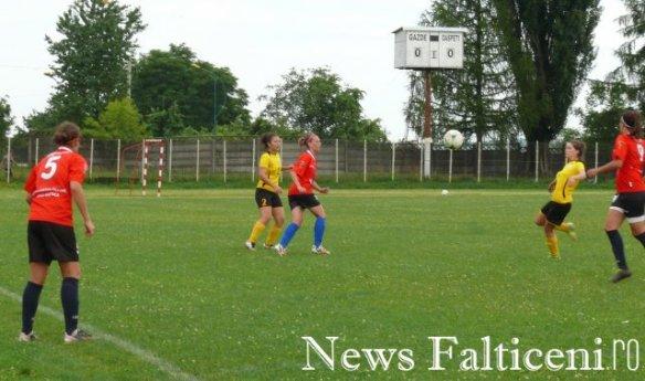 Falticeni-fotbal feminin 1