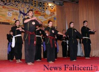 Falticeni-clubul KIM LONG DAO