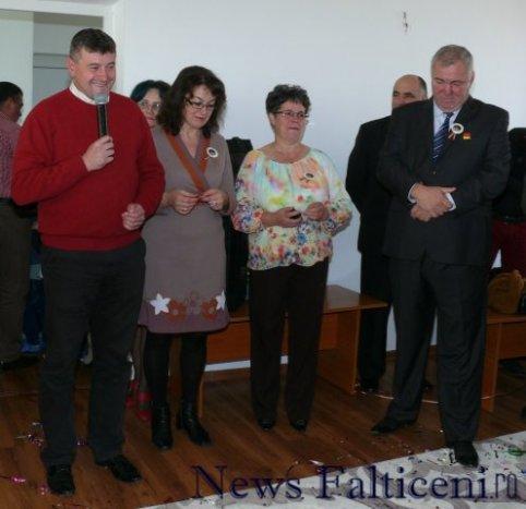 Falticeni-Primarul Coman si deputatul Stan