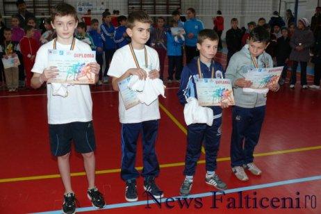 Falticeni-castigatoari baieti U 11