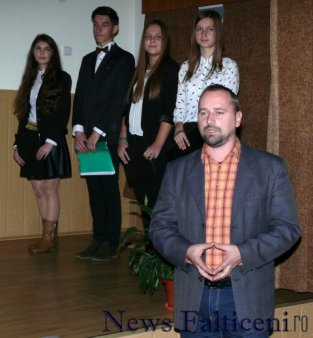 Falticeni-prof. Codrin Benta