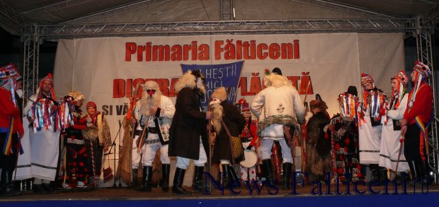 Falticeni -Jocul Mosnegilor