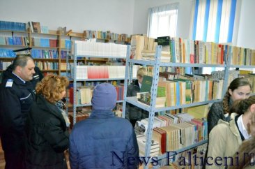 Falticeni-biblioteca