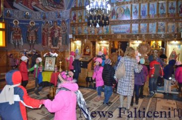 Falticeni-biserica