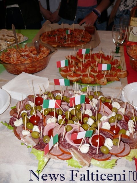 Falticeni-Bucataria Europeana Italia