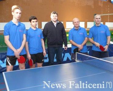Falticeni -Echipa de tenis de masa ACS Somuz 1