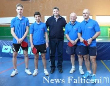 Falticeni -Echipa de tenis de masa ACS Somuz