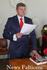 Falticeni-Primarul Coman depune juramantul 2