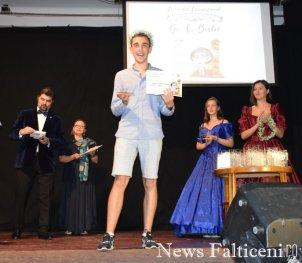 News Falticeni -Monolog 25 ani Marele Premiu Claudiu Ladan