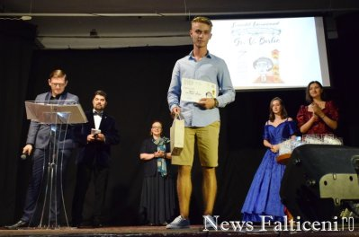 News Falticeni -Monolog 25 ani Premiul I Alexandru Zaharia