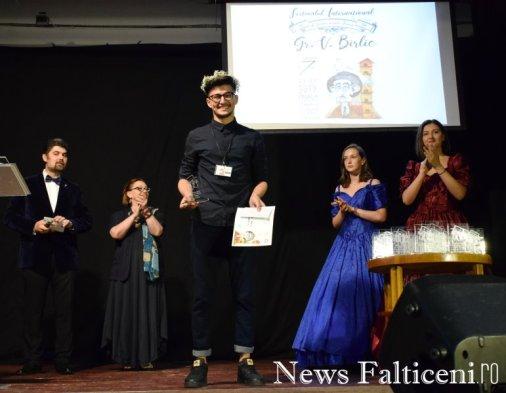 News Falticeni -Poezie 25 ani Marele Premiu Marin Lupanciuc
