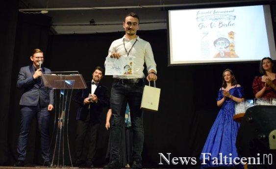 News Falticeni -Poezie 25 ani Premiul I Victor Cotovanu