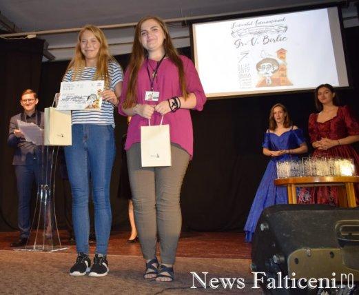 News Falticeni -Premiul Special al juriului pentru interpretare feminina