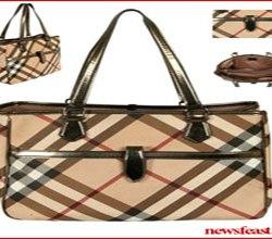 Διαγωνισμός ! Κερδίστε μια υπέροχη καρό τσάντα Burberry Prorsum
