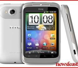 Κέρδισε 4 smartphones HTC Wildfire S 3,2 ιντσών με κάμερα 5 megapixel και φλας