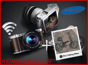 samsung-greece-smart-camera-nx300-mini-folding-bikes