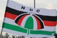 Photo of Tema East NDC Candidate In Hot Waters