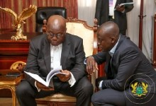 Photo of Your Facebook response to our 'Jean Mensa' petition disrespectful to Ghanaians – ASEPA to Akufo-Addo