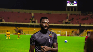 Photo of 'Humble' Richard Attah claims Hearts of Oak don't have a first-choice goalkeeper
