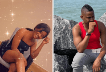 "Photo of Ibrah 1 Is Loosing It Gradually, Posts Picture Of Lady Captured In His ""Tafriski"" Video"