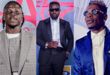 Photo of Shatta Wale And Stonebwoy Mock Opana With 'Kumerican' Terms After Losing Award To Kuami Eugene