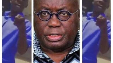 "Photo of FULL VIDEO: Free SHS Student Insults Prez Akuffo-Addo; says ""You Are In Your Final Year Just Like Us, We Will Vote Against You"""