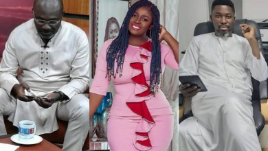 Photo of Why go around to tell people you slept with me – Tracey Boakye fires A-Plus