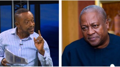 Photo of Owusu Bempah finally apologizes to Mahama and gives another serious prophecy