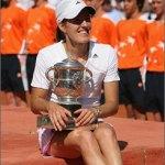 Roland Garros. Τελικός γυναικών