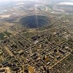 Οι μεγαλύτερες τρύπες του κόσμου