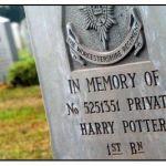 Ο τάφος του Harry Potter