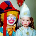 Οι κλόουν τρομάζουν ή διασκεδάζουν τα παιδιά;