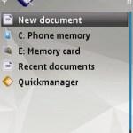 QuickOffice 5.0 για S60 κινητά
