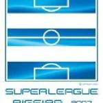 SuperLeague 2008-2009 : Πρώτη αγωνιστική