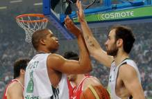 Panathinaikos - Olympiakos, forth game
