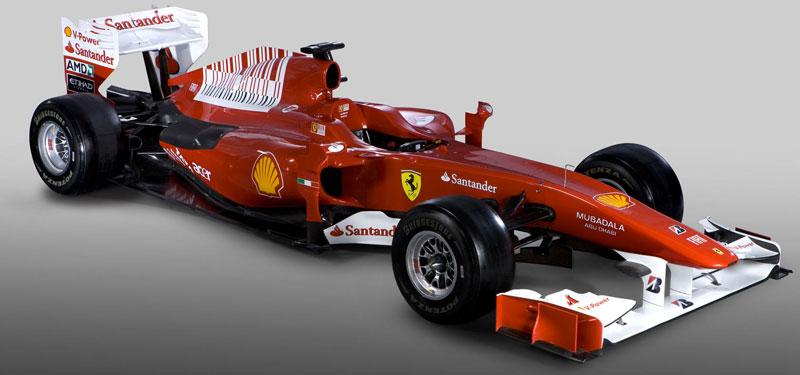 Ferrari F10 - 2010