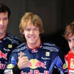 F1: China: 4 στις 4 pole position η Red Bull Racing