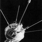 Lunic (Luna 1) Το πρώτο ανθρώπινο μαραφέτι στο διάστημα.
