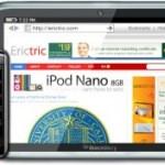 H RIM κατοχυρώνει το Blackpad.com, το Blackberry tablet είναι κοντά