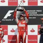 F1: Γερμανία: Κατάφεραν το 1-2 οι Ferrari