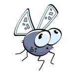 Τέχνη με… μύγες!