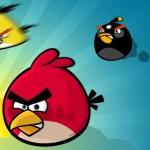Τούρτα γενεθλίων Angry Birds