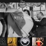 Το περιοδικό του οίκου Dior στις οθόνες σας έτοιμο να το ξεφυλλίσετε!