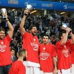 Πρωταθλητής Ευρώπης ο Ολυμπιακός στο μπάσκετ