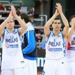 Πρώτη η Ελλάδα στον όμιλό της στο προολυμπιακό τουρνουά