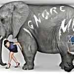Ο (απροκάλυπτα – προκλητικός) ελέφαντας μέσα στο δωμάτιο…