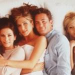 """Η αγαπημένη μας σειρά """"Friends"""""""