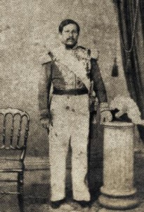 Rafael Carrera, 1814-1965. Καθαίρεσε από τη θέση του το Francisco Morazan και αυτοανακηρύχθηκε ''ισόβιος πρόεδρος'' της Γουατεμάλας.
