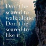 Μείνε και λίγο μόνος