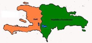 To 1844 η Δημοκρατία της Αϊτής διασπάστηκε και το ανατολικό της τμήμα πήρε το όνομα Άγιος Δομίνικος. Κατά την περίοδο που πραγματεύεται το άρθρο, δηλαδή σχεδόν πενήντα χρόνια πριν από αυτή τη διάσπαση, ολόκληρο το νησί αποτελούσε γαλλική αποικία της Καραϊβικής.